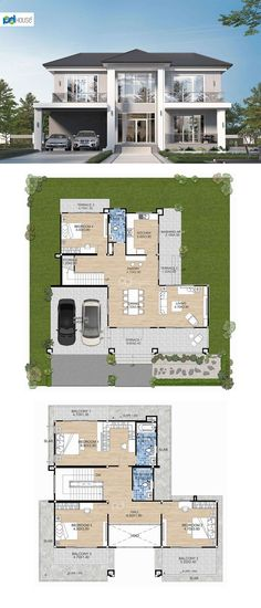 House Plans, Floor Plans, Flooring, How To Plan, House Styles, Home Decor, Home, Decoration Home, Room Decor
