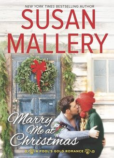 4.5/5 review of the fabulous contemporary romance Marry Me at Christmas by Susan Mallery