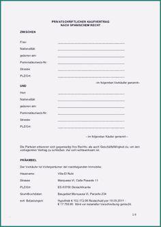 Vorvertrag Zum Grundstuckskaufvertrag Muster 1