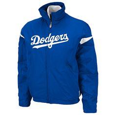 Los Angeles Dodgers Women's Thermabase Triple Peak Premier Jacket by Majestic Athletic