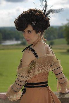 Katherine Kelly as Lady Mae Loxley in Mr Selfridge