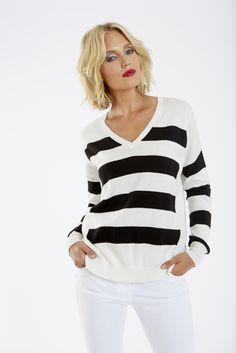 Bar Code Sweater