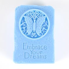 Kudos Butterfly Dream Silicone Mold | Bramble Berry® Soap Making Supplies