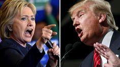 awesome ¡Donald Trump e Hillary Clinton arrasan en las primarias de Florida!
