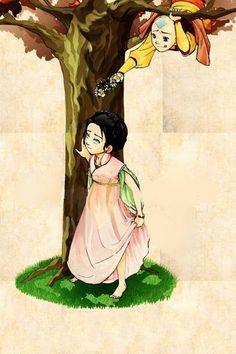 Avatar the Last Airbender - Aang x Toph Bei Fong - Taang