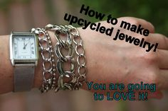 upcycling jewelry