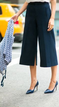 acfb5231c1f 55 Best Fashion - classy culottes images | Clothes, Clothing, Dressy ...