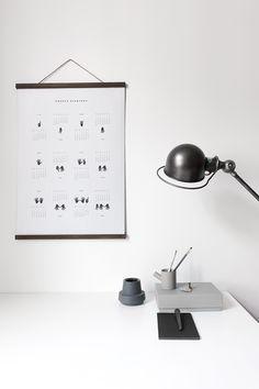 Happy New Year - via Coco Lapine Design blog