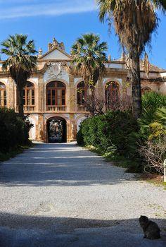 Bagheria, Sicily, Italy                                                       …