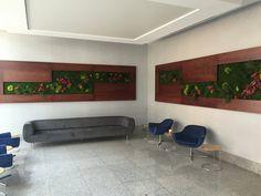 FlowerBox Wall Gardens creates preserved, maintenance free, soil free, water free, light free beautiful indoor vertical gardens that lasts many years! #verticalgarden #garden #home #decoration #art #green #idea