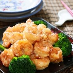 This creamy Chinese buffet style coconut shrimp is finger-licking delicious and easy to make.