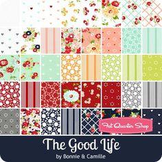 the good life layer cake reservation bonnie u camille for moda fabrics moda fabrics