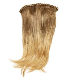 Loving this Frosted Two-in-One Hair Extension Wrap on #zulily! #zulilyfinds