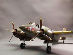 Completed Japanese Ki-45