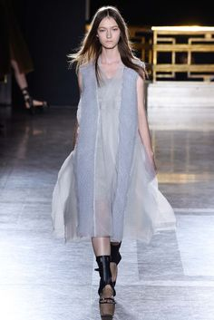 Rick Owens Spring 2015 Ready-to-Wear - Collection - Gallery - Look 36 - Style.com