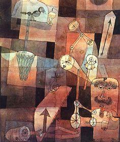 Paul Klee - Egy Tatial