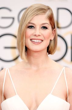 Rosamund Pike's Sloping Ends