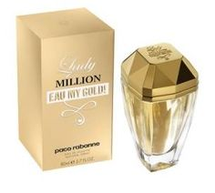 UK Paco Rabanne Lady Million Eau My Gold! Eau de Toilette Spray I online shopping from Paco Rabanne Perfume Sale, Hermes Perfume, Best Perfume, Perfume Bottles, Avon Perfume, Lady Million Perfume, Beauty Box, Paco Rabanne Lady Million, Perfume Collection