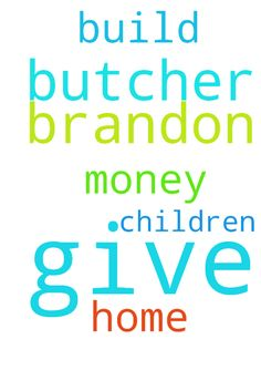 I would like brandon f butcher to give - I would like brandon f butcher to give me my money so i could build my children a home please pray for me Posted at: https://prayerrequest.com/t/H4B #pray #prayer #request #prayerrequest