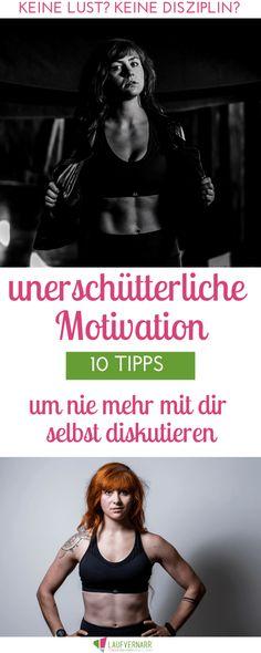Endlich motiviert - für immer! Träumst du auch davon, deine Motivation zu finden und sie endlich lebenslang zu entfachen? Dann bist du hier richtig und findest Tipps für mehr Disziplin, Motivation und Durchhaltevermögen in den Bereichen Fitness, Ernährung und Job! Fitness Herausforderungen, Fitness Motivation, Senior Fitness, Sport Fitness, Fitness Hacks, Insanity Workout, Best Cardio Workout, At Home Workout Plan, At Home Workouts