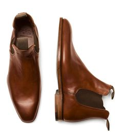 I have 2 pair of Chelsea boots, one black, one brown. They work with every outfit you can imagine be it fancy or not. Can't live without them.