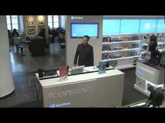 Is Windows 8 really that simple? Find out the answer in a surprisingly simple stunt that took place in December 7th, in a Fnac store in Lisbon. The moment speaks for itself.