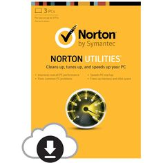 Norton Utilities (For 3 PCs) [Download Code]         ** You can find more details by visiting the image link. (This is an affiliate link and I receive a commission for the sales)