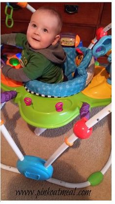 Worth Repeating: Are Jumpers Bad For Babies? – A Physical Therapist's Perspective  - pinned by @PediaStaff – Please Visit ht.ly/63sNtfor all our pediatric therapy pins