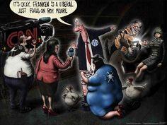 Al Franken, Clinton, Sexual Harrassment, Women, Tweeden, Delonas, Sean Delonas, Cartoon,