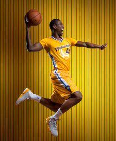 NBA Warriors Unveil New Short Sleeve Uniforms