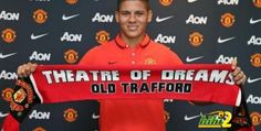 Details Marcos Rojo contract with Manchester United