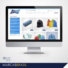 Site – Somil Plásticos > Desenvolvimento de site para empresa Somil Plásticos < #site #marcasbrasil #agenciamkt #publicidadeamericana
