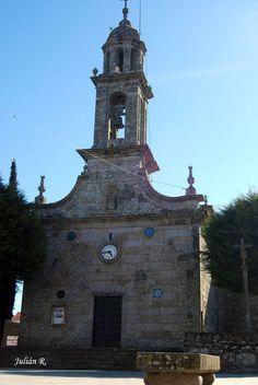 Iglesia de Santa Baia de Silleda
