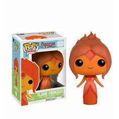 Shop Kids' Adventure Time size OSG Accessories at a discounted price at Poshmark. Description: Adventure Time: Flame Princess POP Vinyl Figure by Funko! Brand new and in box! Pop Vinyl Figures, Adventure Time Flame Princess, Adventure Time Toys, Choses Cool, Funko Pop Anime, Funko Pop Dolls, Funko Toys, Pop Figurine, Funk Pop