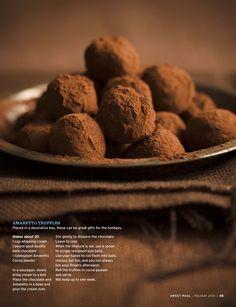 truffles. truffles. truffles.