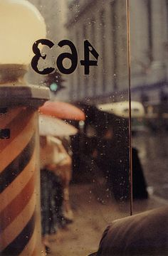 """by Saul Leiter """"463"""", 1956"""
