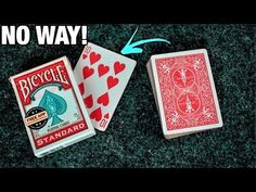 This is a great no setup teleportation style card trick that will fool all spectators. I definitely recommend you give this one a try. Magic Tricks Videos, Magic Card Tricks, Easy Magic Tricks, Card Tricks Revealed, Learn Magic, Gift Card Giveaway, Amazon Gifts, The Fool, Games To Play