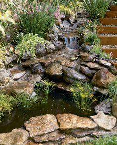 How to build your own backyard water feature and not burden your pocket