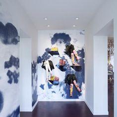 Chanel prend ses quartiers d été à Saint-Tropez. Boutique EphemereVitrineÉtalage  ... e13700ce8c4