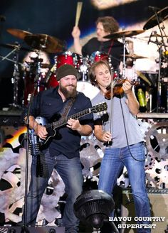 Zac Brown Band - Bayou Country Superfest 2013