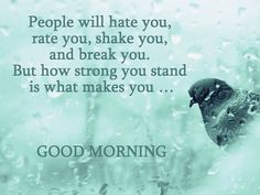 Good morning quotes sayings pictures