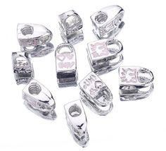 Silver Pink Lock European Charms Charm Loose Beads Stopper Fit Bracelet http://www.eozy.com/silver-pink-lock-european-charms-charm-loose-beads-stopper-fit-bracelet.html