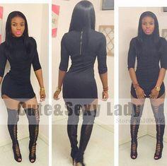 Women t shirt Dress 2016 summer style black grey bodycon dress night club wear half sleeve tshirt dress sexy tops tee