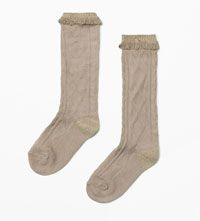 Lace trim tights-Shop by Look-Girl | 3-14 years-KIDS | ZARA Hungary