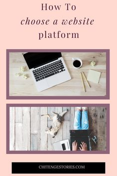 How to choose the best website platform or website builder for your business. There are a number of website builders out there. You need to choose a website builder based on the features you want to have on your website. Website Builders, Build Your Own Website, Blogging For Beginners, Platform, Business, Tips, Heel, Store, Wedge