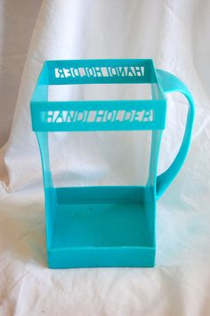 Handi Holder-Plastic Milk/Juice Carton Holder
