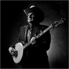 Ralph Stanley © Jim McGuire's Nashville Portraits