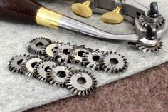 New Vergez Blanchard Wheels for Stitching / Marking by CraftnTools