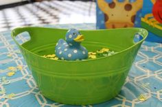 Maryland Pink and Green: Duck Baby Shower