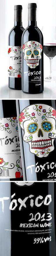 Toxico Mexican Wine